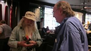 jazzfestival 2012 july 6 - Hugo Rasmussen and Mark Weiss